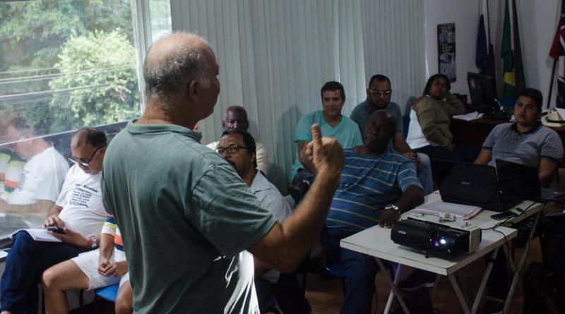 lº Seminário interno da nova gestão do SIMERJ