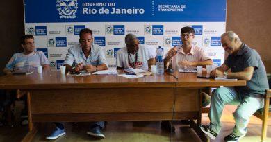 Reunião ampliada de apresentação do processo 4-44 na RioTrilhos