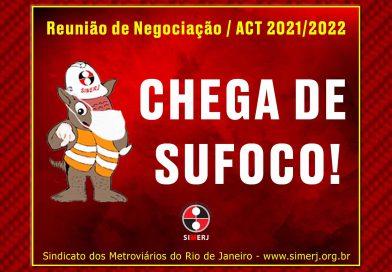 Reunião de Negociação / ACT 2021/2022