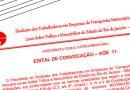 EDITAL DE CONVOCAÇÃO – AGE  11 – RIOTRILHOS